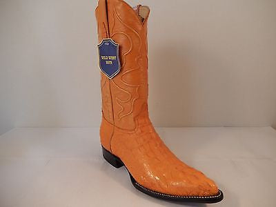 Wild West Boots Buttercup Crocodile Cowboy Boots 9902 - Dudes Boutique - 1