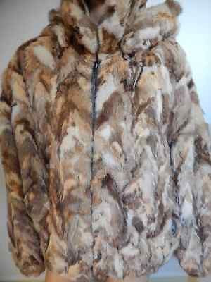 Winter Fur Genuine Sable Fur Coat - Dudes Boutique - 1