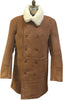 Jakewood - 6100 Double Breasted Trench Coat - Dudes Boutique - 1