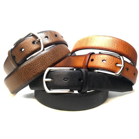 GK Eurosport Men`s Dress Belt - Dudes Boutique