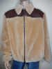 G-Gator Chocolate Buttercup Crocodile & Sheared  Beaver Fur Coat - Dudes Boutique - 3