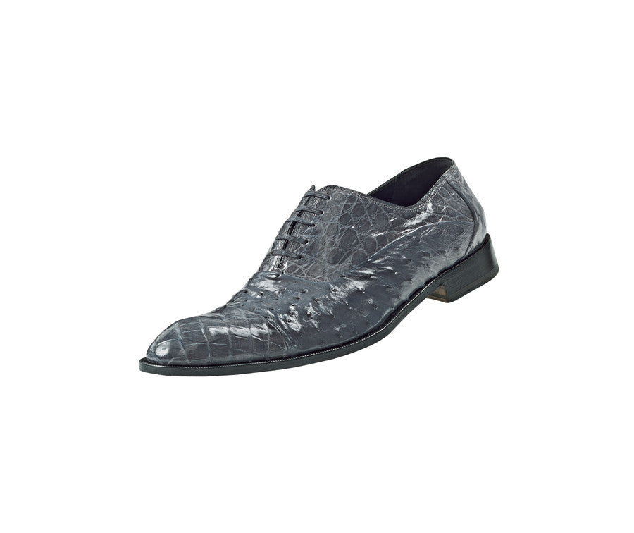 "Mauri - ""4059 Lustre"" All Over Alligator and Ostrich Lace Up - Dudes Boutique - 1"