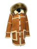 Jakewood - 4100 Alaska Full Shearling Lamb Jacket - Dudes Boutique - 1