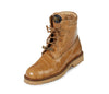 "Mauri - ""4637"" Alligator/Nappa/Ostrich Leg Hand-Painted Boot - Dudes Boutique - 2"