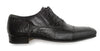 "Mauri - ""4660 Capitano"" Ostrich Leg Oxford Dress Shoe - Dudes Boutique - 2"
