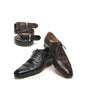 "Mauri - ""4660 Capitano"" Ostrich Leg Oxford Dress Shoe - Dudes Boutique - 1"