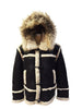 Jakewood - 4700 Sheepskin Marlboro Style Jacket - Dudes Boutique - 3