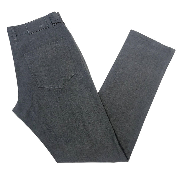 Enzo Berlin High-end Charcoal Trousers - Dudes Boutique