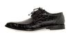 "Mauri - ""53141/1 Bartolomeo"" All Over Alligator Lace Up - Dudes Boutique - 2"