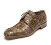 "Mauri - ""53141/1 Bartolomeo"" All Over Alligator Lace Up - Dudes Boutique - 5"