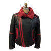 Jakewood - 5900 Shearling Biker Style Jacket - Dudes Boutique - 2