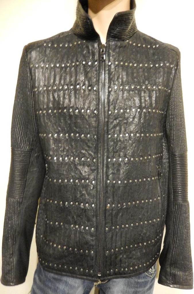 Kippy's Men's Armor Exoelastica Moto Jacket - Dudes Boutique - 1