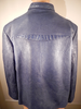 G Gator - Blue Horn Back Crocodile and Lamb Skin Jacket - Dudes Boutique