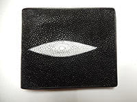 Safari Stingray Bi-fold Wallet - Dudes Boutique