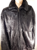 Grand Pieles 'Black' Beaver Fur Coat - Dudes Boutique - 1