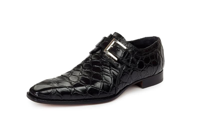 Mauri - 1032 Saga All Over Alligator Dress Shoe - Dudes Boutique