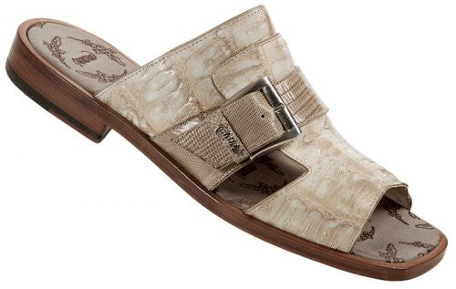 Mauri - '1653' Genuine Crocodile Sandal - Dudes Boutique