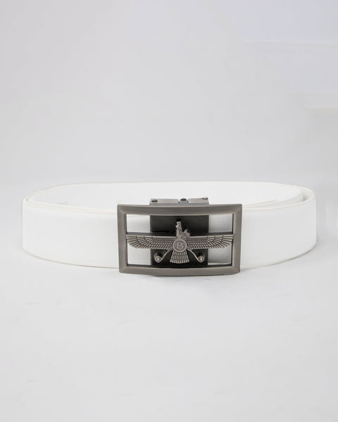 Barabas Adjustable Luxury Leather Dress Belts - Dudes Boutique