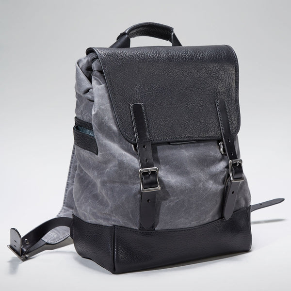 Coronado Leather 530 Bison Backpack - Dudes Boutique