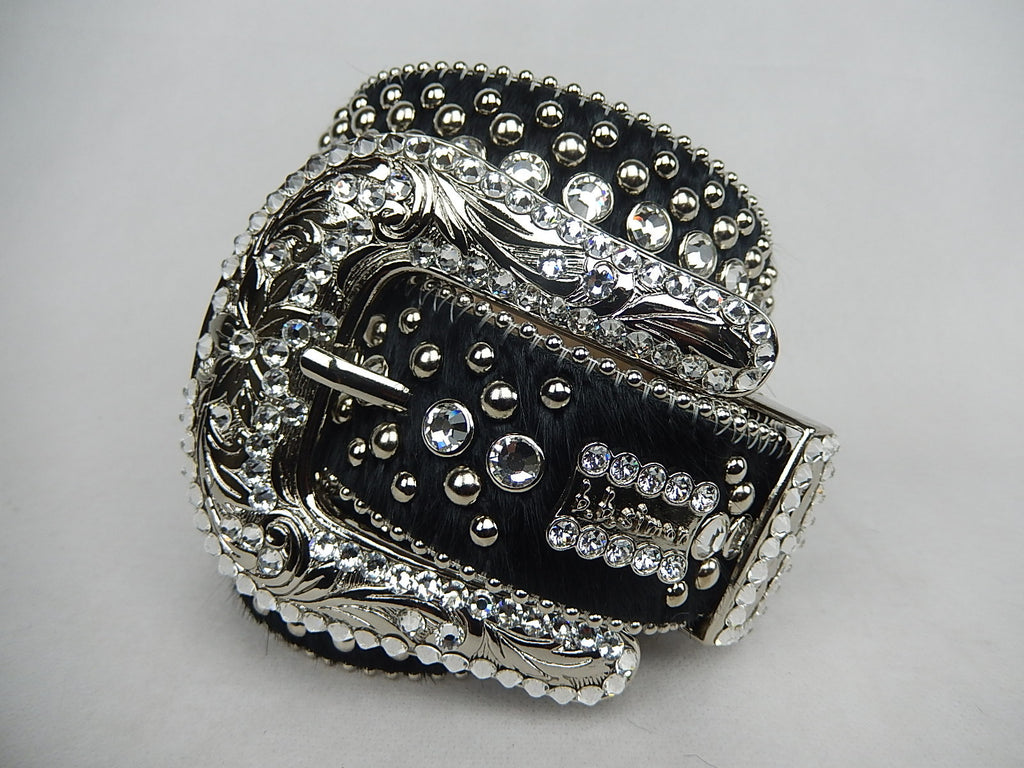 B.B. Simon 'Black Magic' Swarovski Crystal - Dudes Boutique