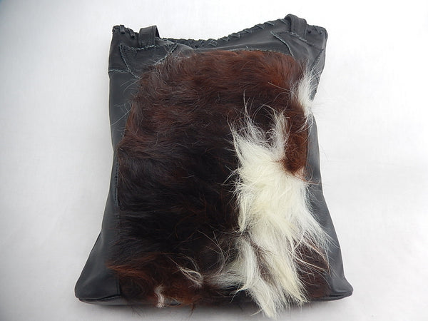 Bacci Cowhide Pocketbook - Dudes Boutique