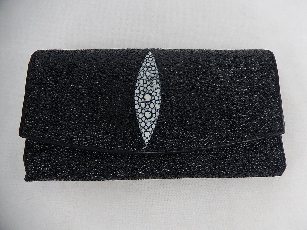 Stingray Clutch Wallet - Dudes Boutique - 1