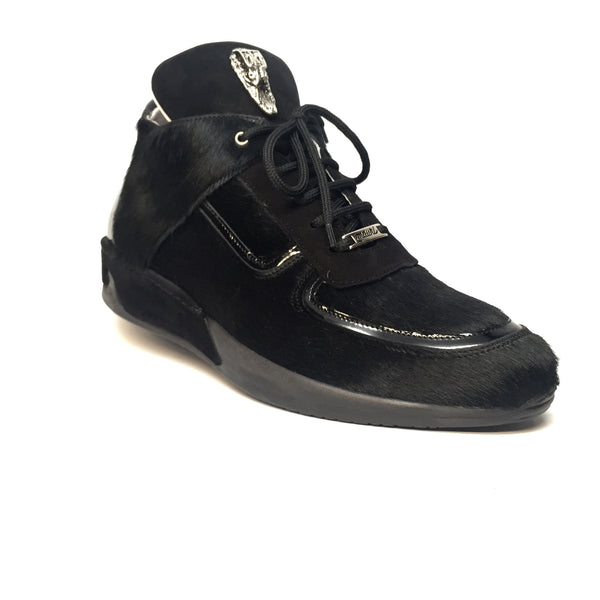 Mauri M711/2 Italian Pony Hair Sneakers - Dudes Boutique - 1