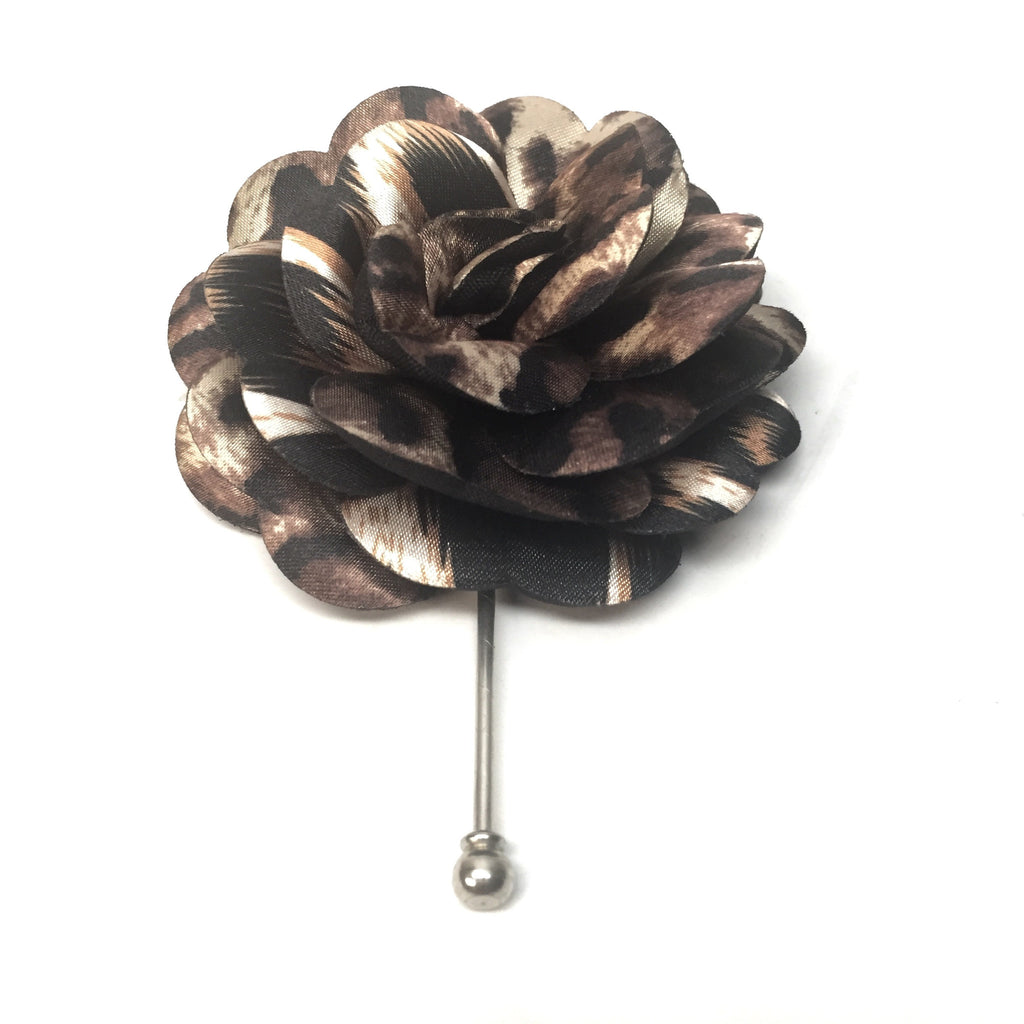 Angelino Lapel Flower - Dudes Boutique