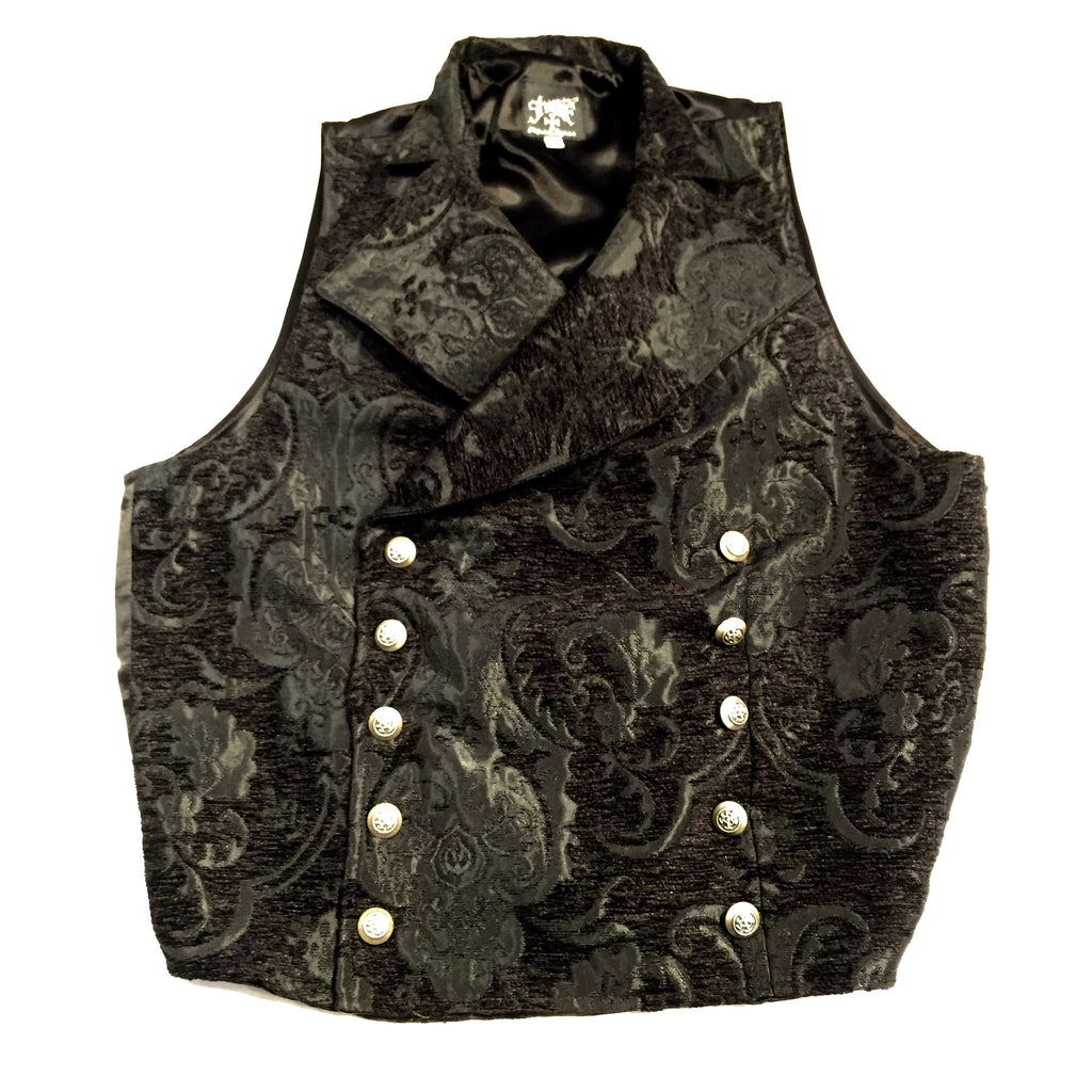 "Shrine ""Cavalier"" Vest - Dudes Boutique"