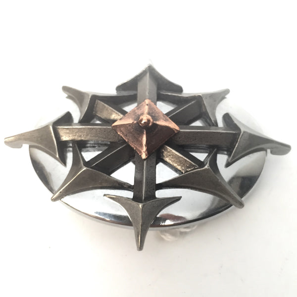 Alchemy 1977 Compass Arrow Buckle - Dudes Boutique