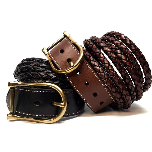 Nocona Braided Rope Belt - Dudes Boutique - 1