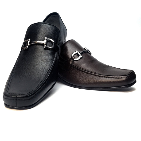 "Los Altos ""Acabado Venado"" Deer Leather Dress Shoes - Dudes Boutique - 1"