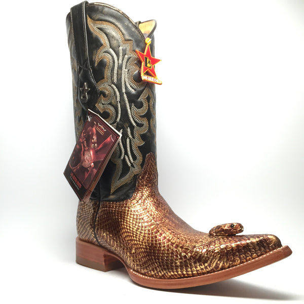 Los Altos Cobra Head XXX-toe Cowboy Boots - Dudes Boutique - 1
