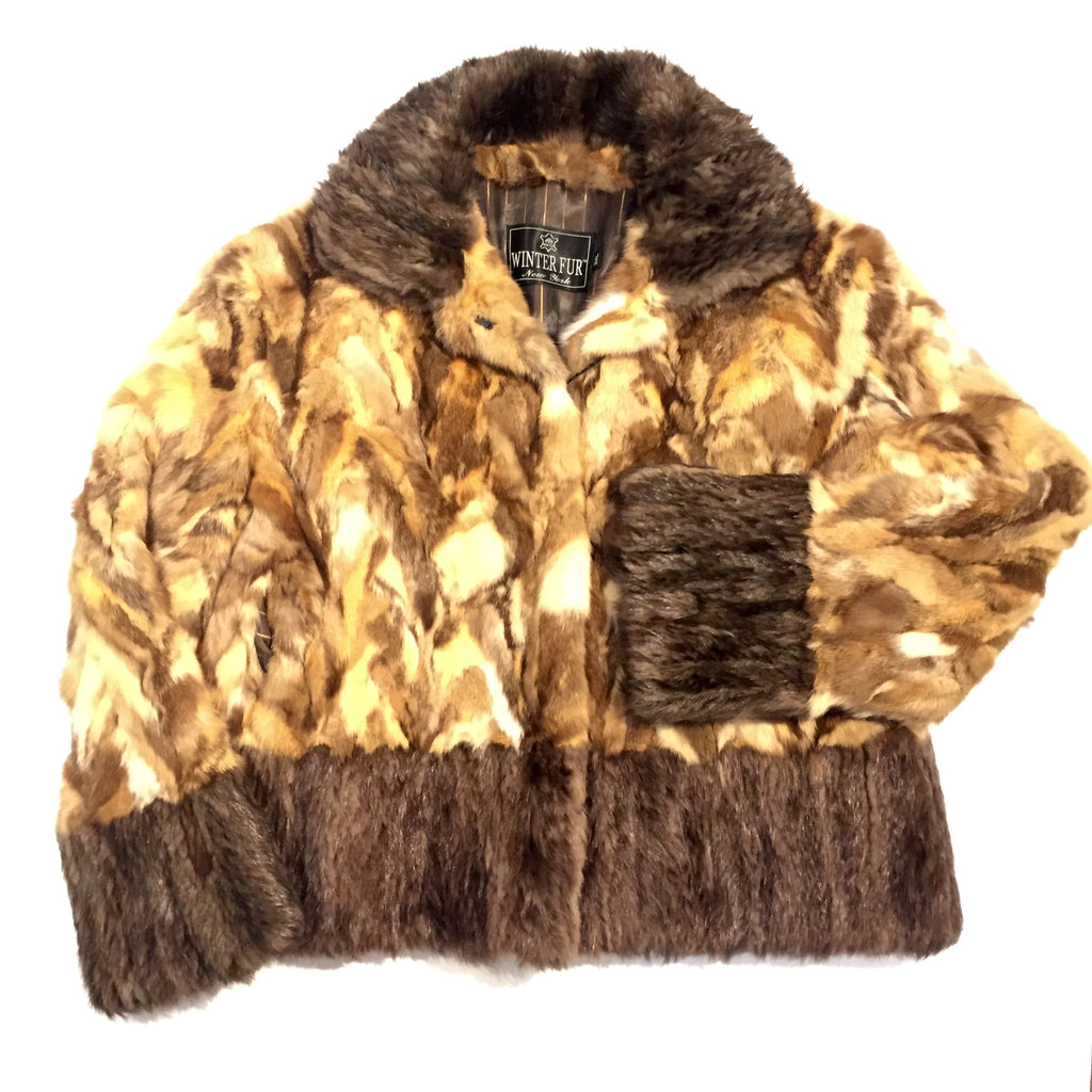 Winter Fur Sable and Beaver Fur - Dudes Boutique - 1