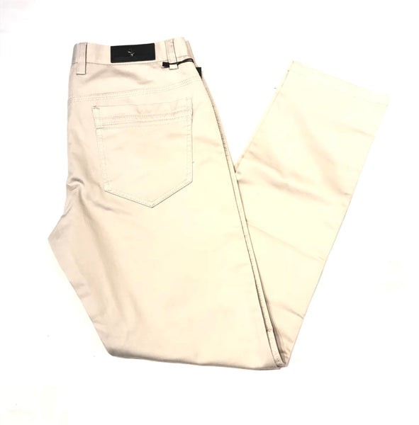 Rivelli Cream High-End Trousers