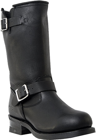 Dingo Men's Black Rob Engineer Western Boots