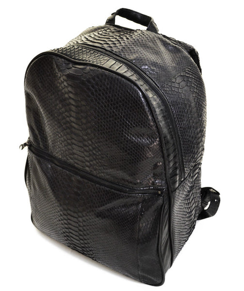 Dark 8 All Over Python Backpack - Dudes Boutique