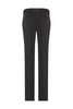 RNT23 BLACK LAPEL TUXEDO DRESS PANTS - Dudes Boutique