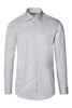 RNT23 WHITE HIDDEN PLACKET SHIRT - Dudes Boutique