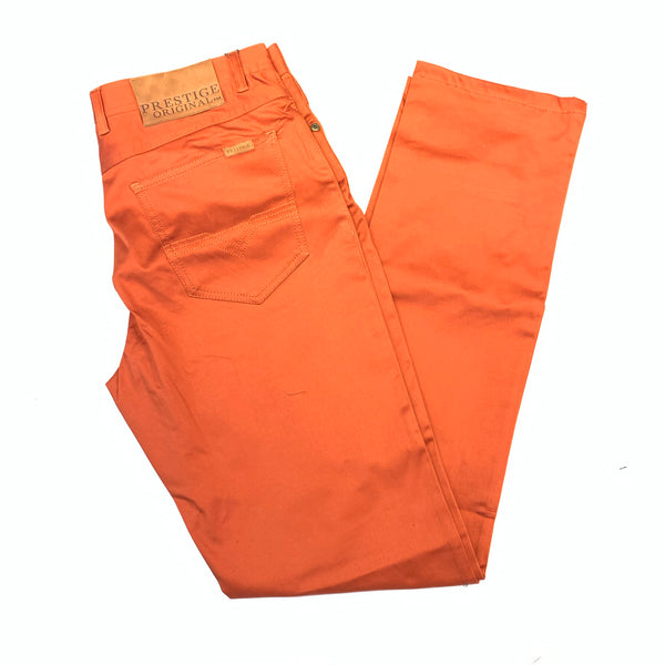 Prestige Rust High-end Pants