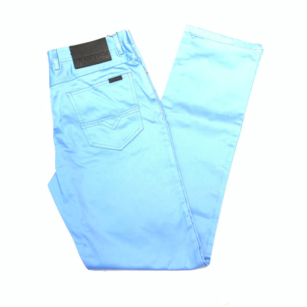 Prestige Sky Blue High-end Pants