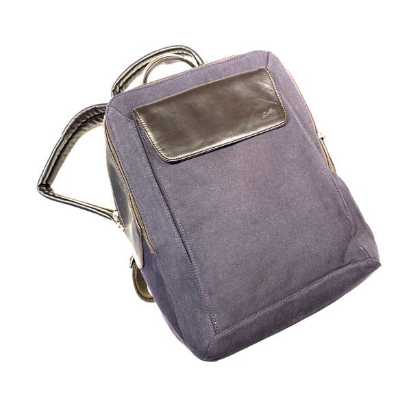 Scully Leather & Canvas  Backpack - Dudes Boutique