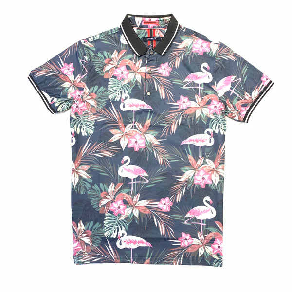 Barabas Florida Keys Polo Shirt