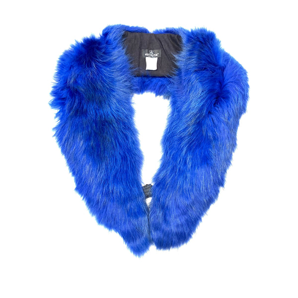 Kashani Rabbit Fur Wrap Collar