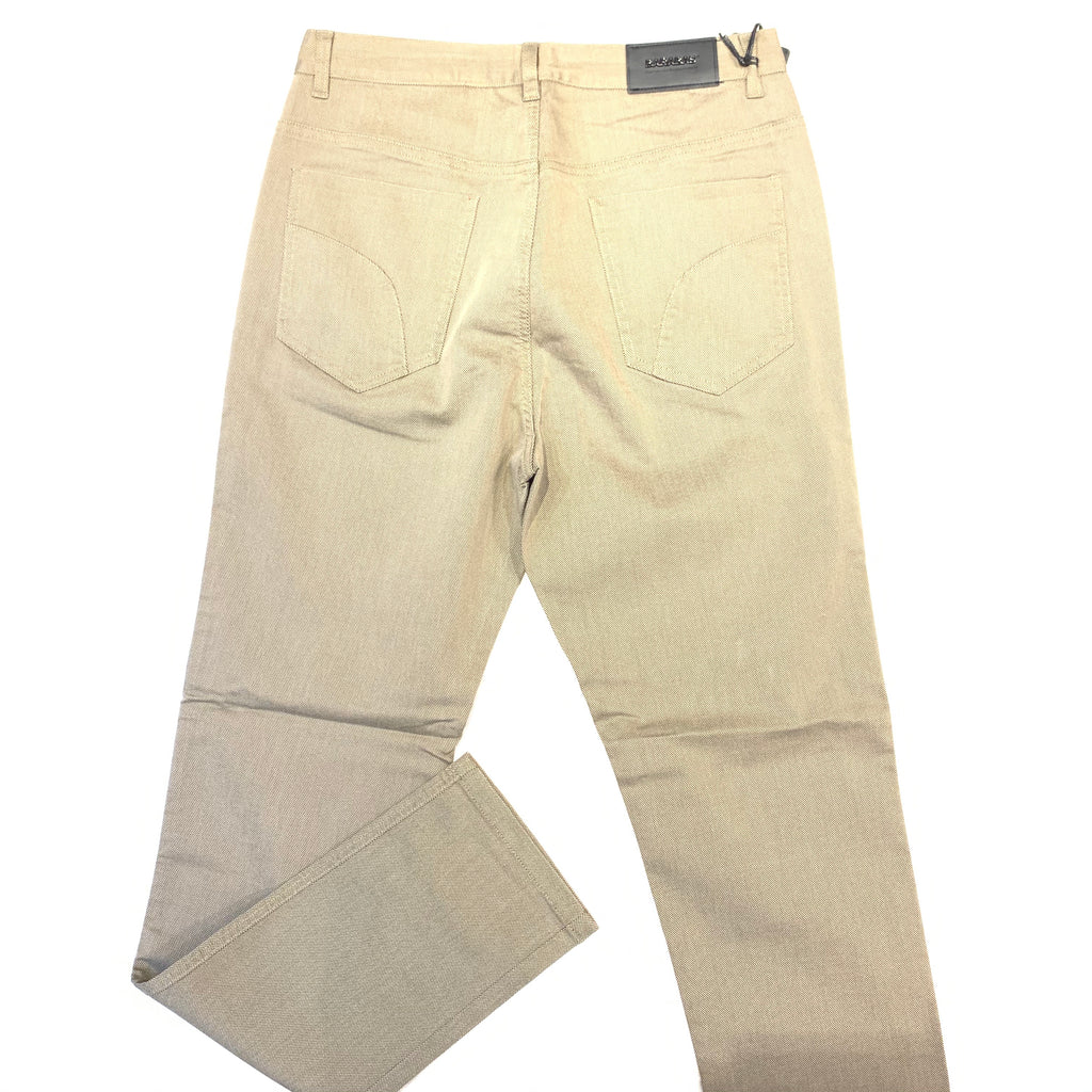 Barabas Cream Nano Stitch Pants - Dudes Boutique