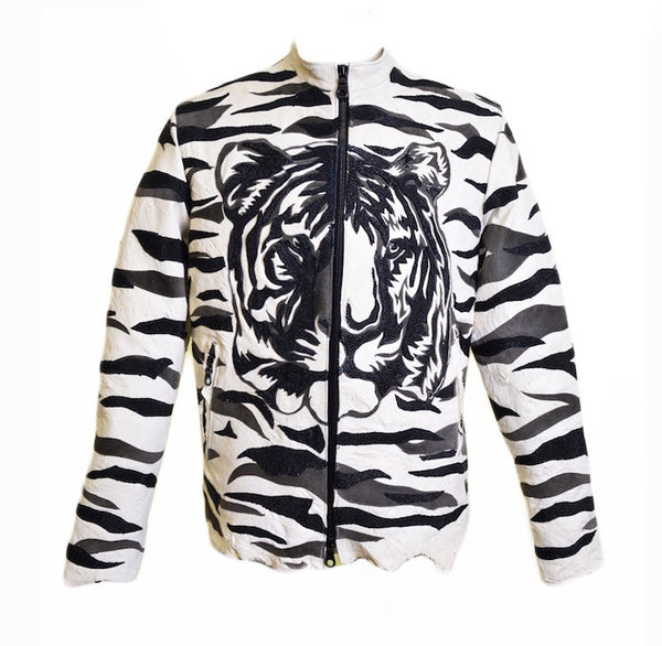 Dark 8 Stingray 'Tiger' Jacket - Dudes Boutique