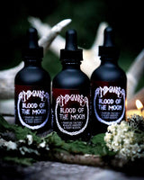BLOOD OF THE MOON • Moontime Tincture
