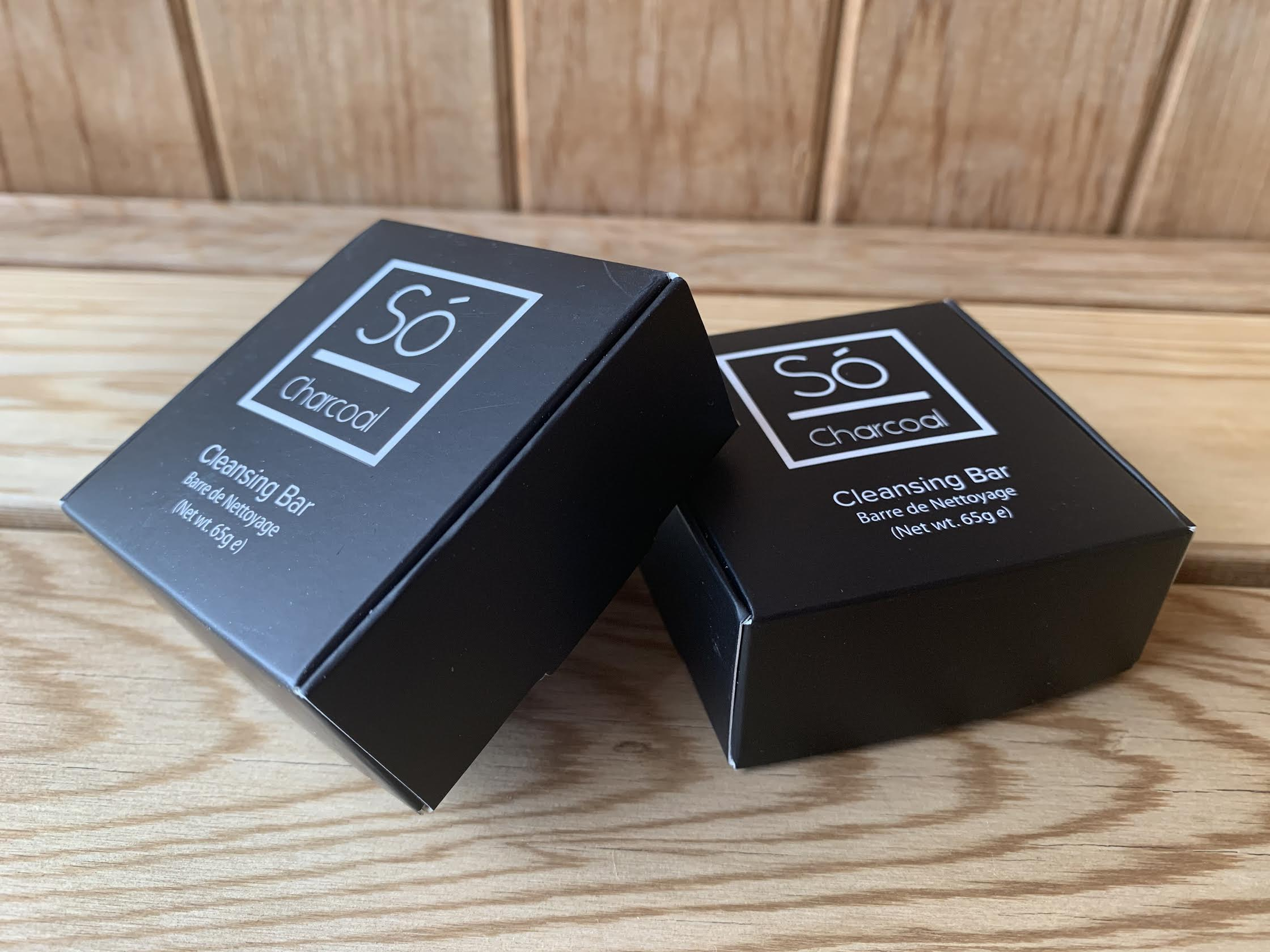 Skincare - Cleansing Bar - Charcoal [Soap]