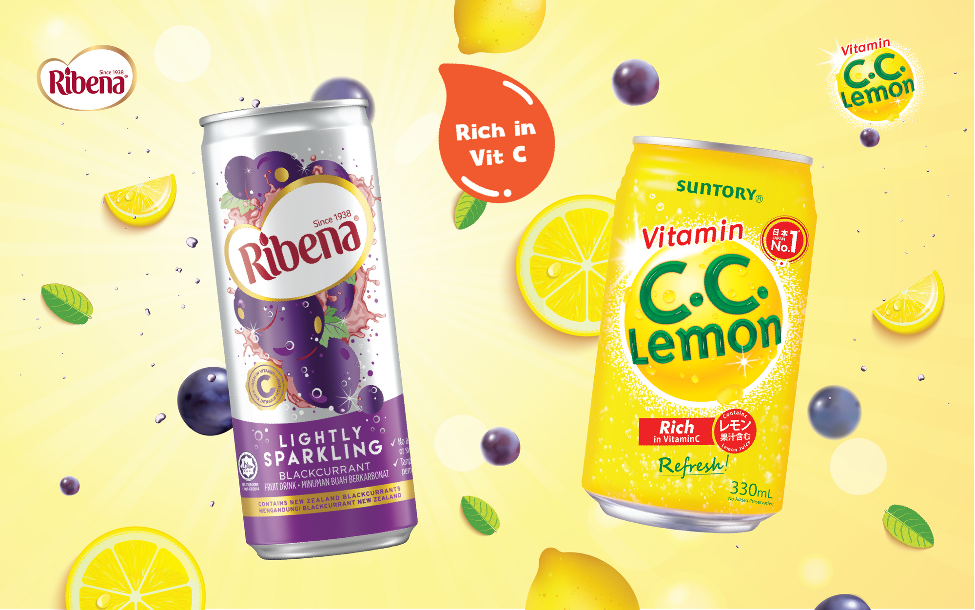 Pack on Your Daily Dose of Vitamin C with These Delicious Fruity Drinks