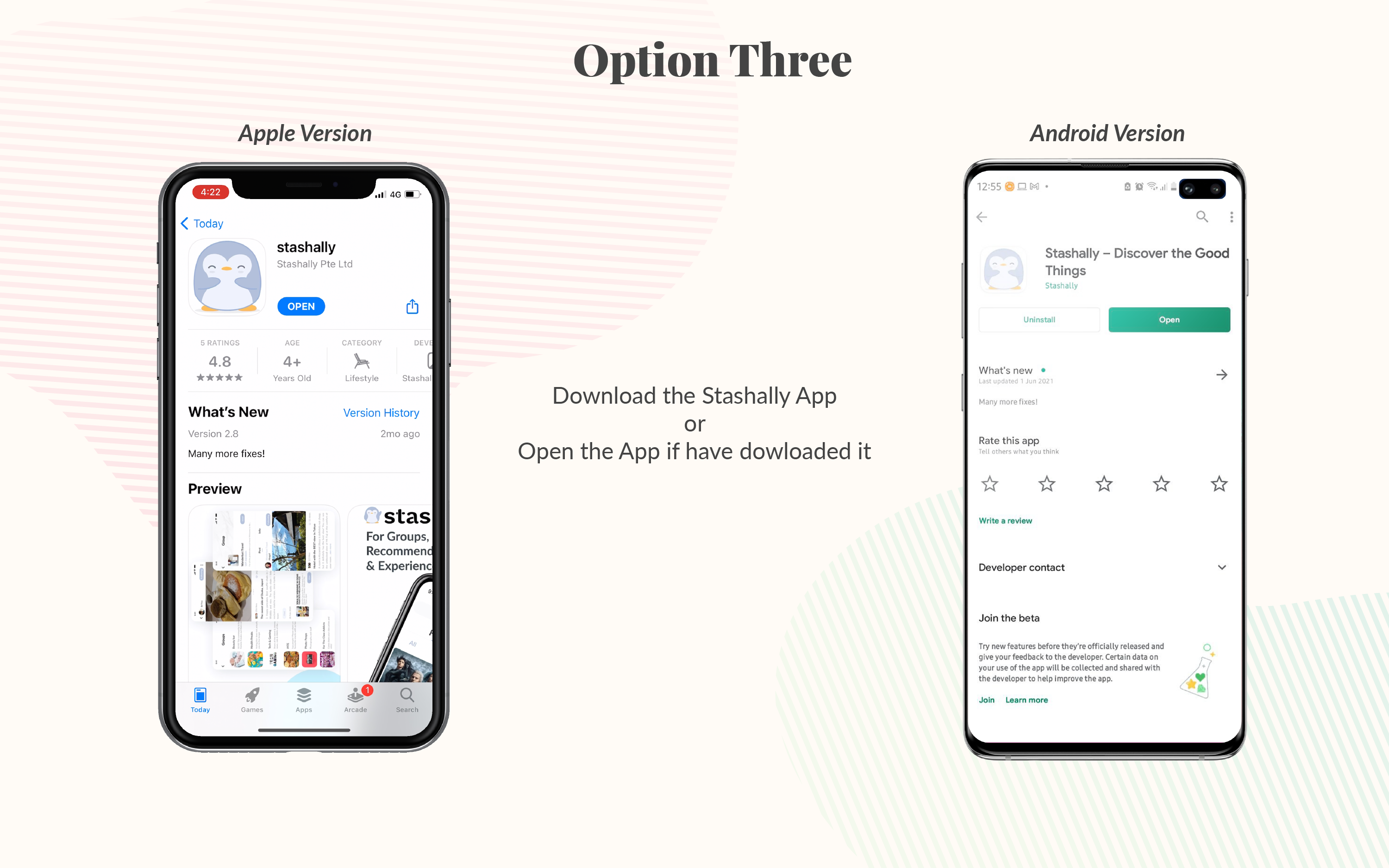 Sample Store Review Giveaway Guide #3: Repost Reviews From Stashally App